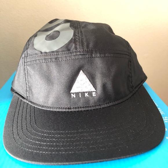 49233fe6 Nike ACG Accessories | Nikelab Acg Aw84 Black Strapback Hat ...